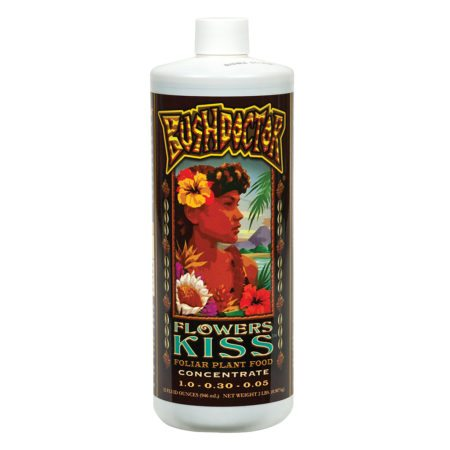 FoxFarm Bush Doctor Flowers Kiss qt