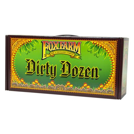 FoxFarm Dirty Dozen Start Kit