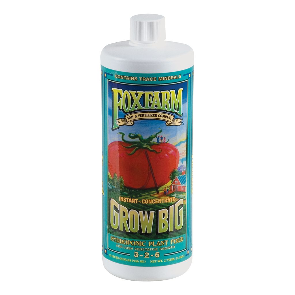 FoxFarm Grow Big Hydroponic qt