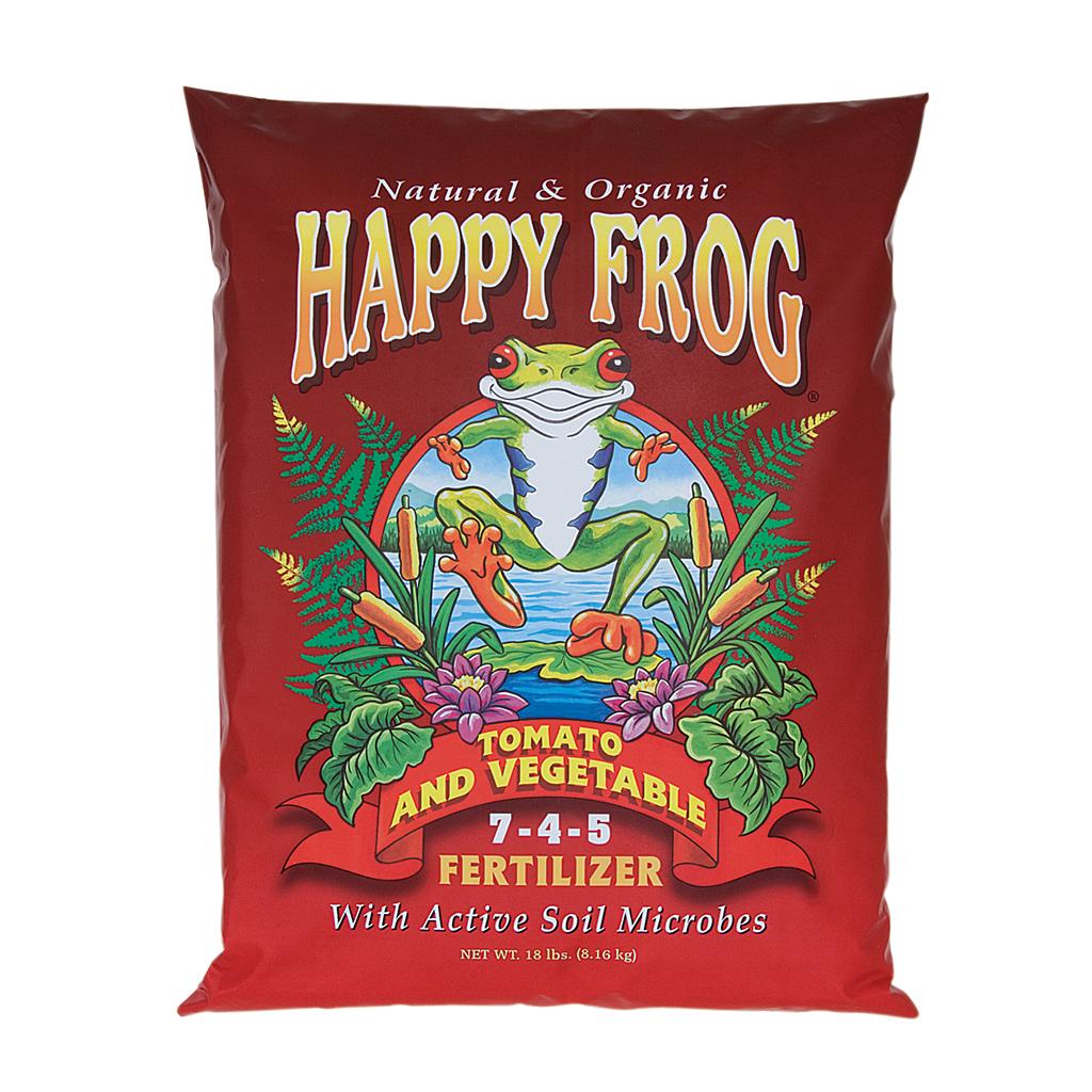 FoxFarm Happy Frog Tomato & Vegetable