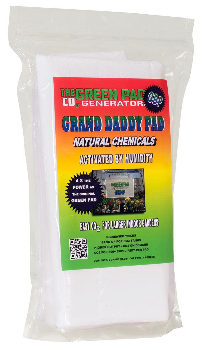 Green Pad Grand Daddy Pad CO2 Generator
