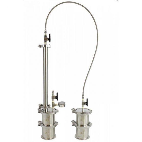 90-135G XL Mini Top Fill Closed Loop Extractor