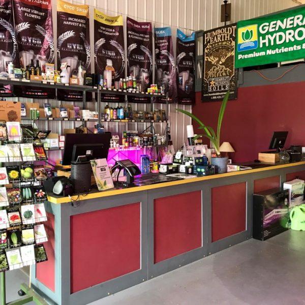 Goldleaf Hydroponics Retail Store