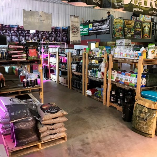 Local Hydroponics Store Goldleaf Bloomington