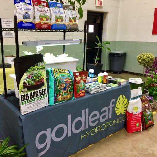 Master Gardeners Event Goldleaf Hydroponics